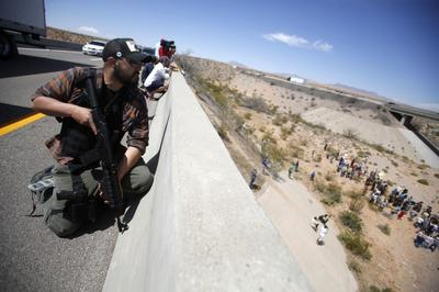 After Nevada ranch stand-off, emboldened militias ask:...