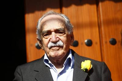 Nobel winner Garcia Marquez, master of magical realism...