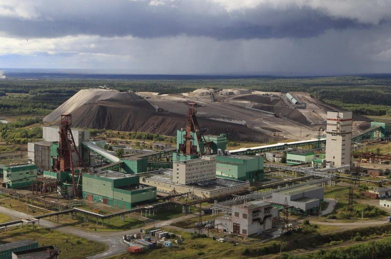 A general view of a Uralkali potash mine near the city of Berezniki in the Perm region close to Russia's Ural mountains August 26, 2013. REUTERS/Sergei Karpukhin