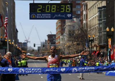 Keflezighi wins Boston Marathon, first U.S. victor in...