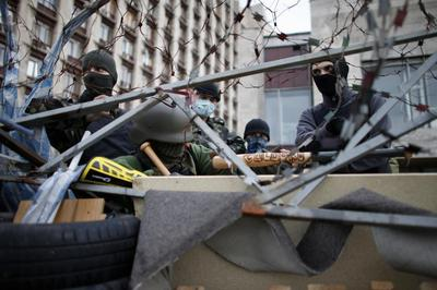 Ukraine peace deal falters as rebels show no sign of...