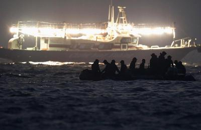 First sign of South Korea ferry disaster was call from...