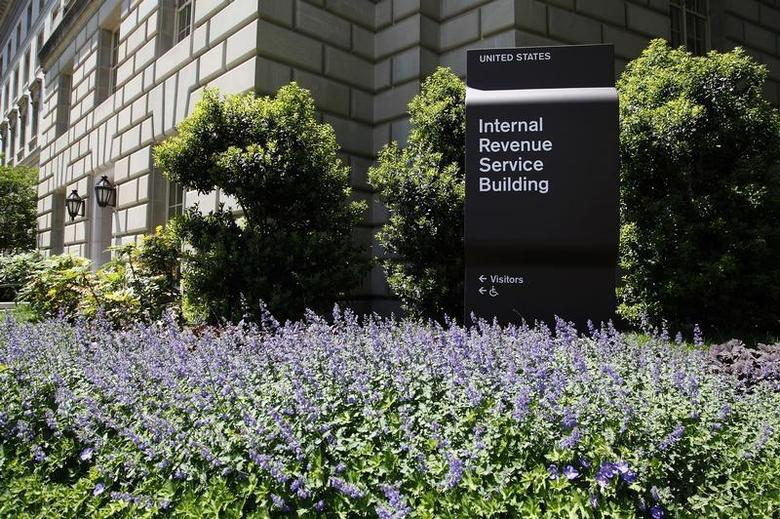 A general view of the Internal Revenue Service (IRS) Building in Washington, May 14, 2013. REUTERS/Jonathan Ernst