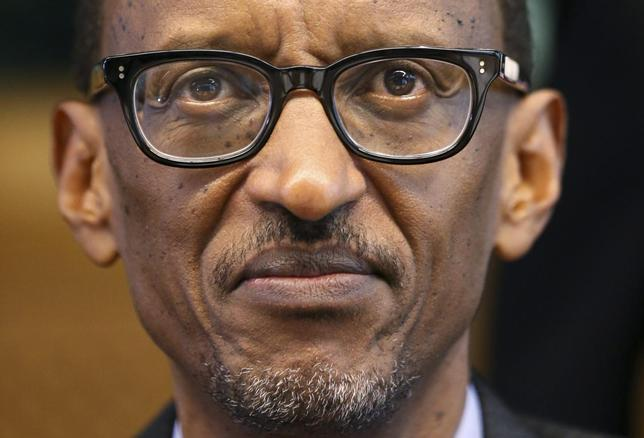 Rwanda's President Paul Kagame attends a European Union Africa summit in Brussels April 2, 2014. REUTERS/Francois Lenoir