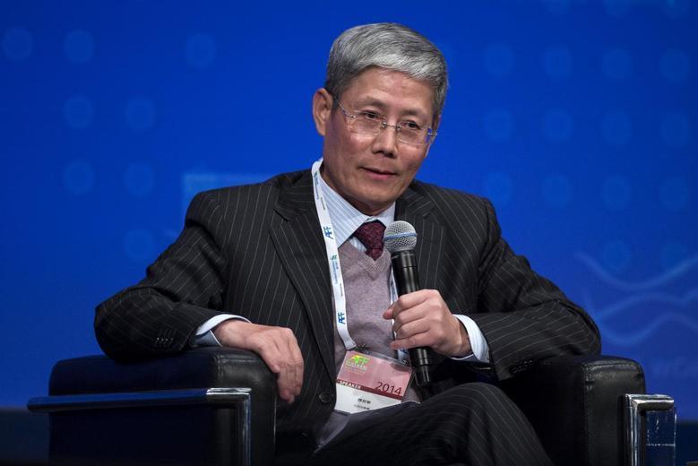 China Merchants Group Chairman Fu Yuning attends the Asian Financial Forum (AFF) in Hong Kong January 13, 2014. REUTERS/Tyrone Siu