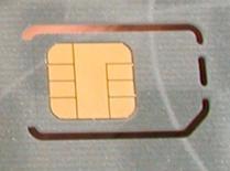 Gemalto, le spécialiste des cartes à puce et de la sécurité numérique, a annoncé jeudi une hausse du chiffre d'affaires, à taux de change constants, des activités poursuivies de 7,3% au titre du premier trimestre 2014, à 532 millions d'euros. /Photo d'archives/REUTERS