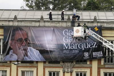 Peru's Vargas Llosa to take secret of Garcia Marquez...