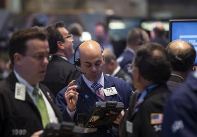 Wall Street trips as Amazon tumbles; indexes slip for...
