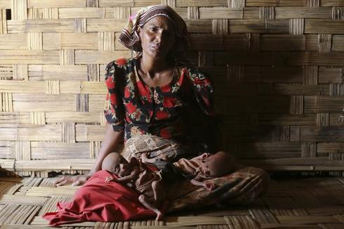 Rohingya health crisis in Myanmar