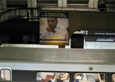 New group, #CubaNow, tells Obama it's time to change...
