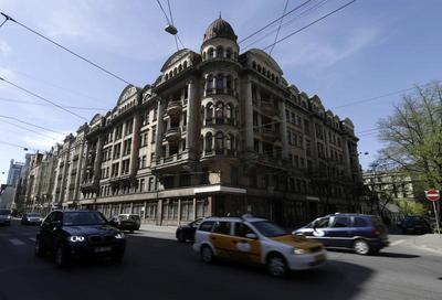 Inside a KGB headquarters
