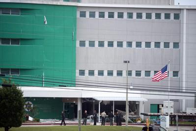 Two inmates dead in suspected gas explosion at Florida...