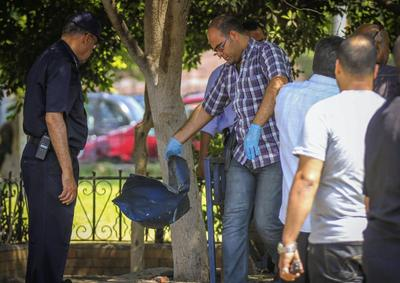 Bombs, protests hit Egypt in run-up to presidential...