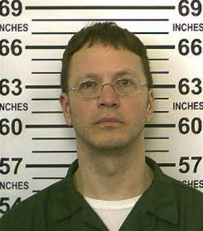 Michael Alig is shown in this April 8, 2014 police handout photo provided by New York State Department of Corrections and Community Supervision on May 6, 2014. REUTERS/New York State Dept of Corrections and Comminity Supervision/Handout via Reuters