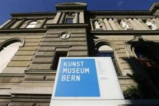 Un museo suizo descubrió el miércoles que fue nombrado como único heredero de Cornelius Gurlitt, el anciano alemán dueño de una gran cantidad de obras de arte robadas por los nazis, que murió esta semana a los 81 años. En la imagen, la fachada del Museo de Arte de Berna en la capital suiza de Berna, el 7 de mayo de 2014. REUTERS/Arnd Wiegmann