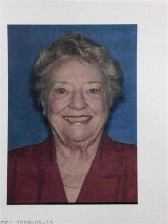 Shirley Dermond is shown in this Putnam County Sheriff's Office photo released in Eatonton, Georgia on May 8, 2014. REUTERS/Putnam County Sheriff's Office/Handout