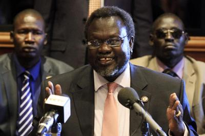 South Sudan's president says 2015 election to be...