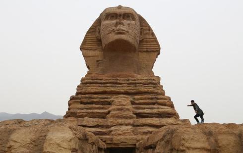 China's knockoff world wonders