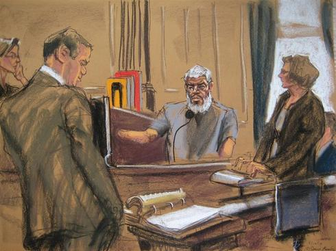 London imam claims at U.S. trial he tried to help Yemen hostages