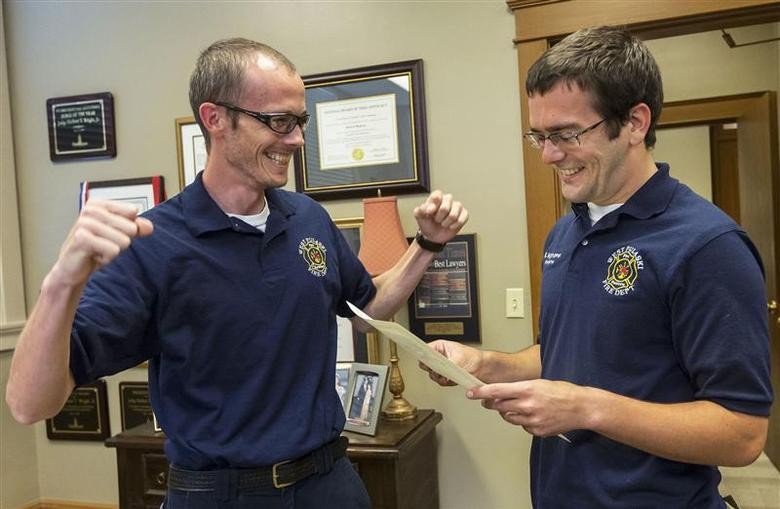 More than 150 same-sex couples marry in Arkansas...