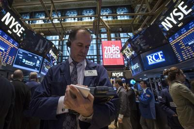 Wall St. flat but ekes out record; Europe shares up