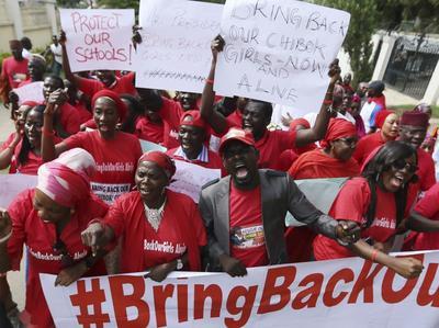 Nigeria signals readiness to talk to Boko Haram rebels