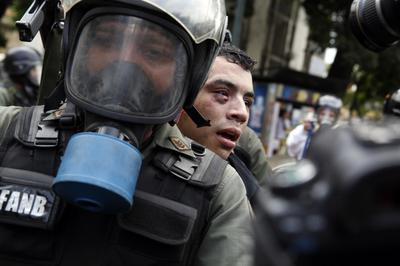 Venezuela opposition says talks with government 'in...