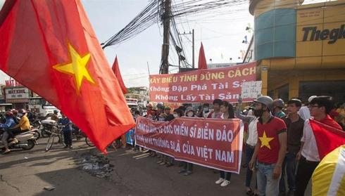 越南排华浪潮 Anti-China riots in Vietnam