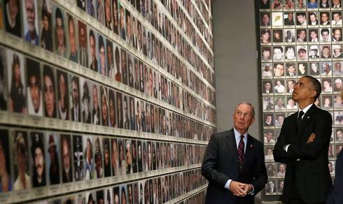 9/11 museum opens