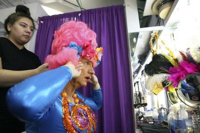 Curtain falls on Palm Springs show