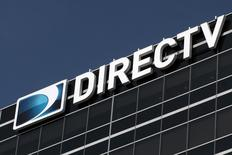 The headquarters building of U.S. satellite TV operator DirecTV is seen in Los Angeles, California May 18, 2014. REUTERS/Jonathan Alcorn