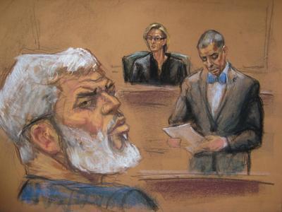 London imam Abu Hamza convicted of U.S. terrorism...
