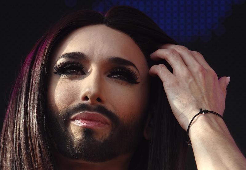 Austria's bearded lady