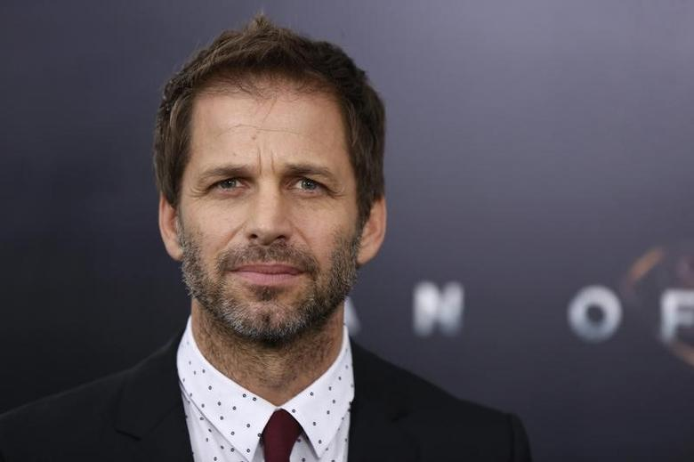 Director Zack Snyder arrives for the world premiere of the film ''Man of Steel'' in New York June 10, 2013. REUTERS/Lucas Jackson