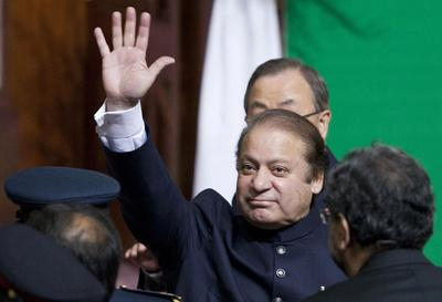 Pakistani government feels weight of army's heavy hand