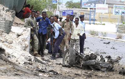 Al Shabaab attacks Somali parliament, at least 10 dead