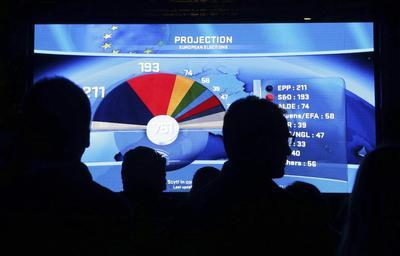 Euroskeptic election surge gives EU a headache