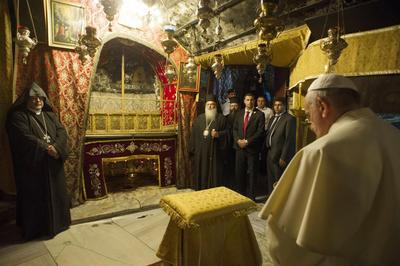 Pope wraps up Middle East visit with Jerusalem whirl
