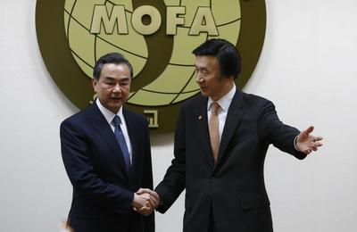 China agrees North Korea's nuclear activities a...