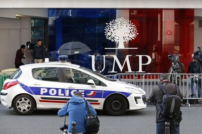 French UMP party official admits funding irregularitie...