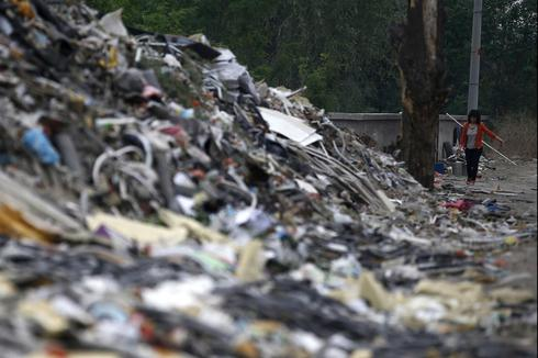 China's e-waste village