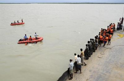 River tragedies in India
