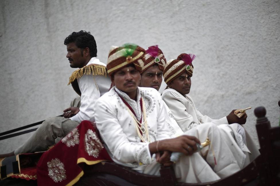 Mass marriage for physically challenged