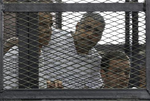 Al Jazeera journalists sentenced