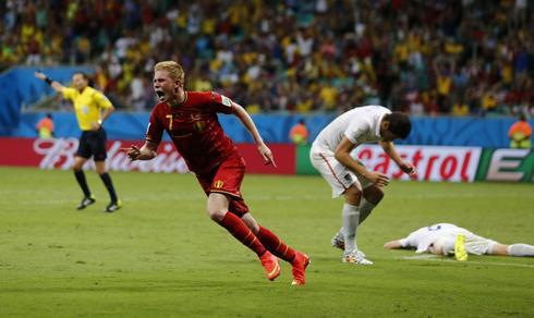 Belgium 2 - 1 USA