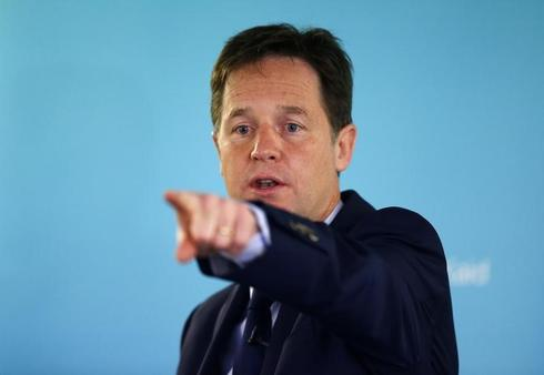British Deputy PM: Israel's Gaza response 'collective punishment'