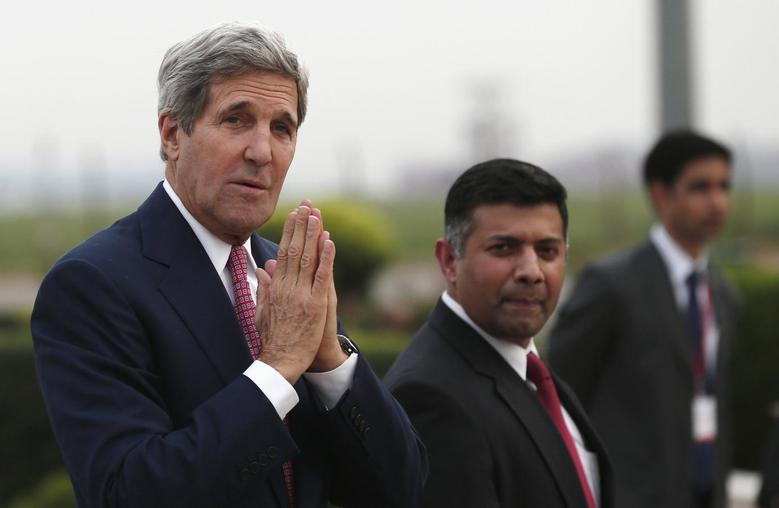 Kerry presses India on global trade deal as deadline...