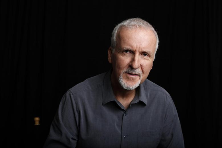 Director James Cameron poses for a portrait in Manhattan Beach, California April 8, 2014. REUTERS/Lucy Nicholson/Files
