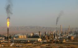 L'Organisation des pays exportateurs de pétrole (Opep) a abaissé sa prévision de croissance de la demande de brut pour le deuxième mois consécutif. /Photo d'archives/REUTERS/Thaier al-Sudani