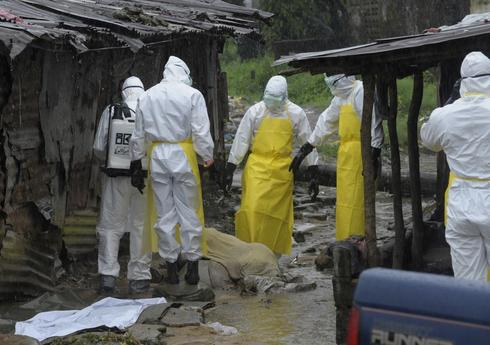 Containing Ebola in Monrovia